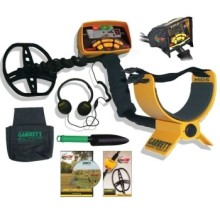 garrett Ace 350 Meatl detector Traesure Hunter Kit