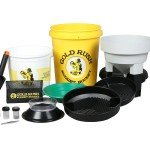 Find Gold Faster: The Best Gold Panning Kit: Gold Rush Nugget Bucket