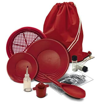 Fisher Deluxe Gold Prospecting Kit